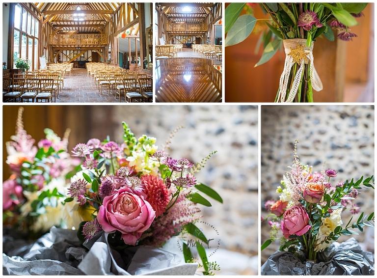 Barrandov Opera wedding venue photos, flowers